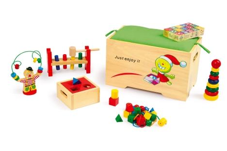 7-osaline mänguasjakomplekt (DE1144) Hind 38.00€